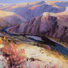 Grand Ronde River Gorge by Steve Henderson
