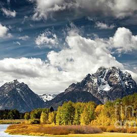 Grand Teton by Valentina Gatewood