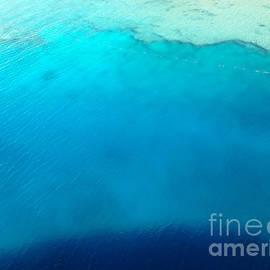 Grand Turk Mavi Blue by Clay Cofer