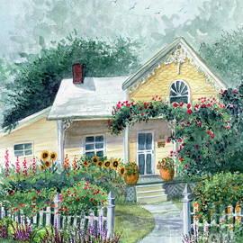 Grandma's Yellow House by Marilyn Smith