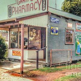 Grants Pharmacy Museum - Western Australia by Miriam Danar