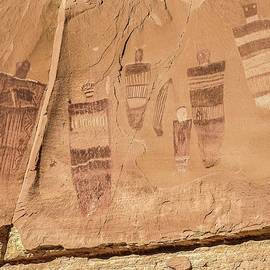 Great Gallery Pictographs by NaturesPix
