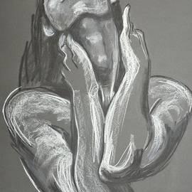 Great Satisfaction - Portrait Of A Woman by Carmen Tyrrell
