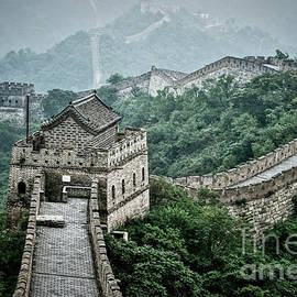 Great Wall of China by Shawn Dechant