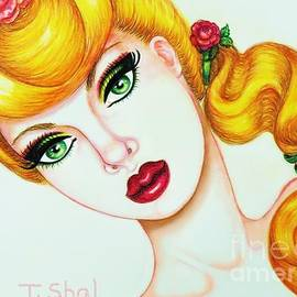 Green Eyes 16 by Tara Shalton