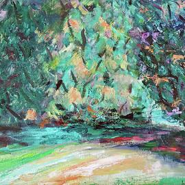 Green Garden 1a by Irina Harrell