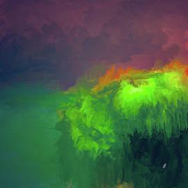 Green glow #l4 by Leif Sohlman