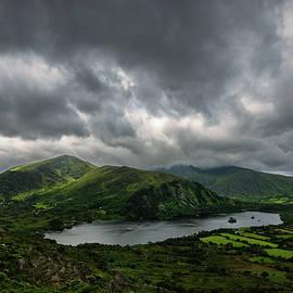 Green Ireland by Albertas Misiunas