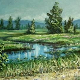 Green Meadow by Paul Henderson
