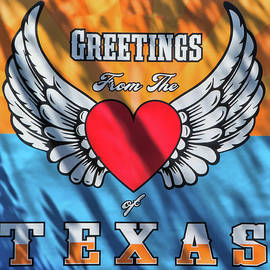 Greetings From the Heart of Texas by Allen Beatty