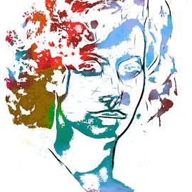 Greta Pop Art by Steve K