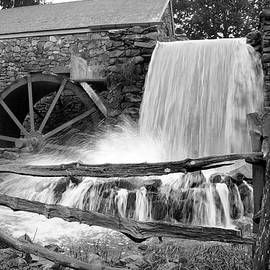 Grist Mill  by George Pennington
