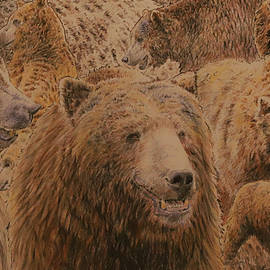 Grizzly by Keith Thompson