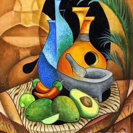 Guacamole by Marcella Muhammad