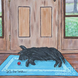 Guard Dog by Deborah Klubertanz