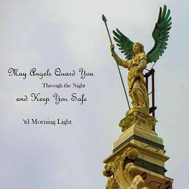 Guardian Angel by Norma Brandsberg