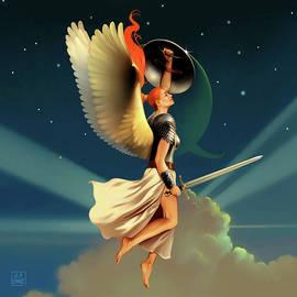 Guardian Angel by Udo Linke