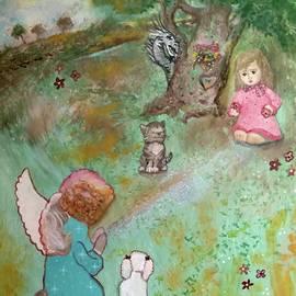 Guardian Angels Unawares by Lynn Raizel Lane
