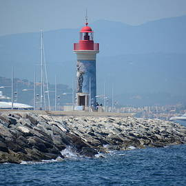 Guarding St Tropez by Brigitta Diaz