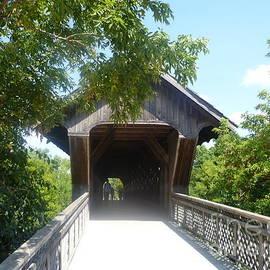 Guelph Covered Bridge by Lingfai Leung