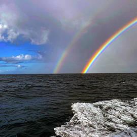 Gulf Stream Rainbow by Broken Soldier