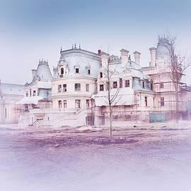 Guzow Palace in Restoration #3 by Slawek Aniol