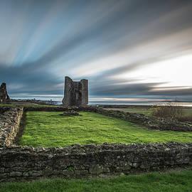 Hadleigh Castle, UK by Jeffrey Watson
