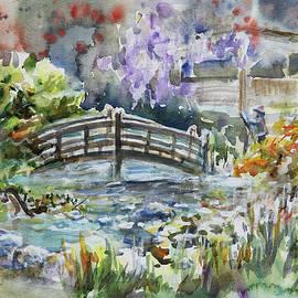 Hakone Estate and Gardens Saratoga California by Xueling Zou