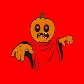 Halloween Jack O Lantern Pumpkin by Khaerudin Noer