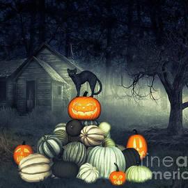 Halloween by Jutta Maria Pusl