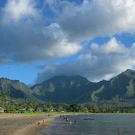 Hanalei Bay Beauty by Heidi Fickinger