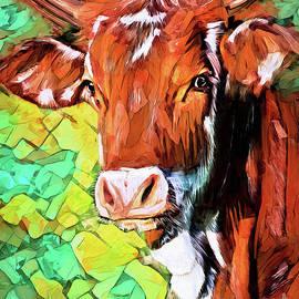 Handsome Heifer  by Tina LeCour
