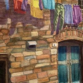 Hanging Out to Dry by Sue Carmony