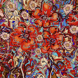Happiness Flowers by Natalie Holland