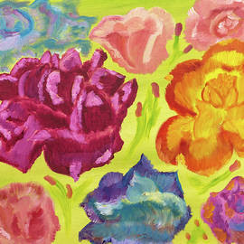 Happy Birthday Mom by Meryl Goudey