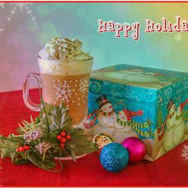 Happy HolidayCards by Debra Farrey