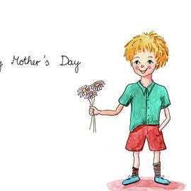 Happy Mother's Day by Karen Kaspar