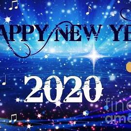 Happy New Year 2020 by Leanne Seymour
