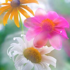 Happy Summer Flowers. by Alexander Vinogradov