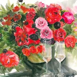 Happy Valentine by Hiroko Stumpf