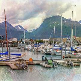 Harbor Quarters ... by Judy Foote-Belleci