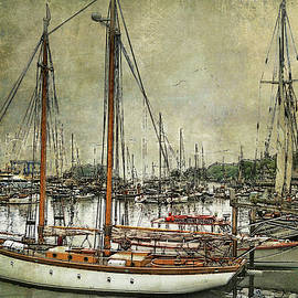 Harbor View by Rick Yenofsky