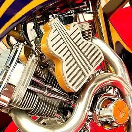 Hard Rock Custom Bike