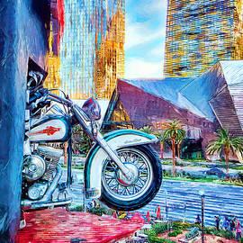 Harley Davidson Las Vegas by Tatiana Travelways