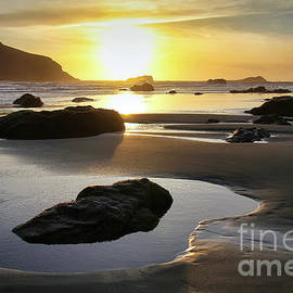 Harris Beach Miracle by Michele Hancock Photography