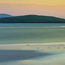 Harris Sunset by Dave Bowman