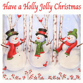 Have a Holly Jolly Christmas by Donna Kennedy
