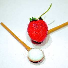 Have Some Sugar With Your Strawberry by Alida M Haslett