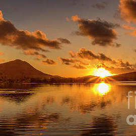 Hawaii Kai Morning by Mitch Shindelbower