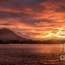 Hawaii Kai Sunrise by Mitch Shindelbower
